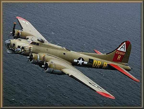 Exemple : B-17G 91st